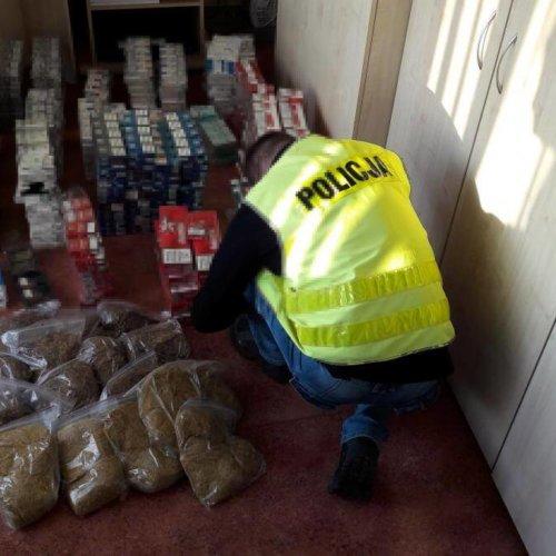 POLICJANCI ODWIEDZILI ZAPRZYJAŹNIONE SŁUŻBY MUNDUROWE